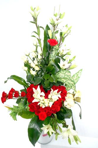 Pin livraison de fleurs maroc amour eternel on pinterest for Livraison de fleurs