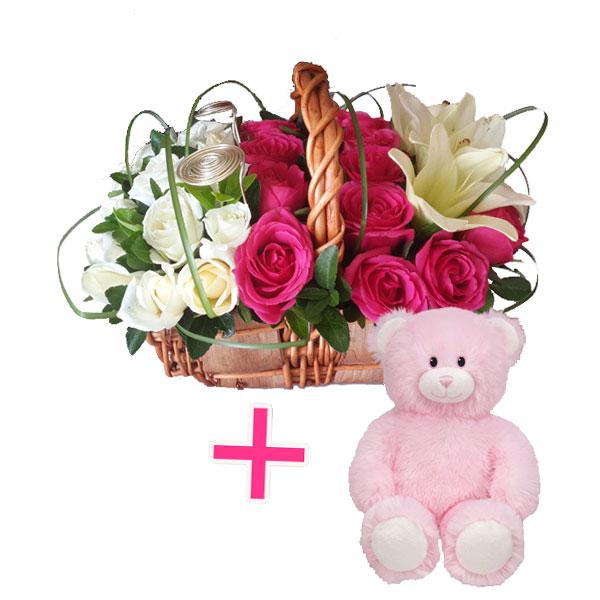 livraison de fleurs demoiselle d 39 honneur mafleur ma. Black Bedroom Furniture Sets. Home Design Ideas