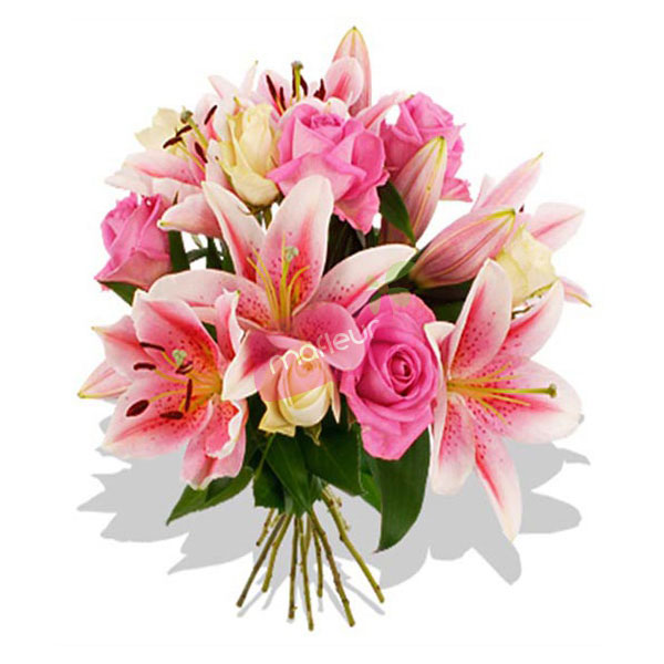 Delivery of various flower bouquets - Mafleur