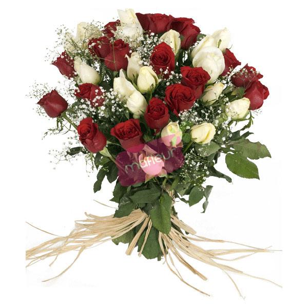 Flowers delivery romance mafleur ma morocco for Bouquet de fleurs khotba