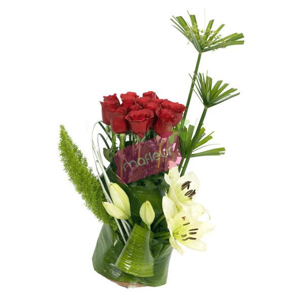 Livraison de fleurs charme mafleur ma maroc for Livraison de fleurs demain