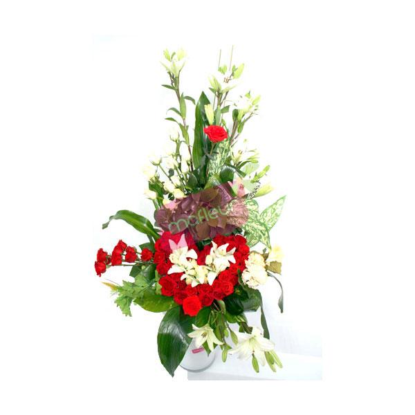 Livraison de fleurs amour eternel mafleur ma maroc for Livraison de fleurs demain