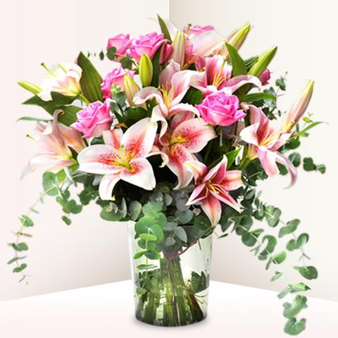 Livraison de fleurs amour et amiti mafleur ma maroc for Livraison de fleurs demain