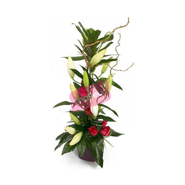 Livraison de fleurs myst rieuse messag re mafleur ma for Livraison de fleurs demain